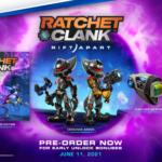 Ratchet & Clank: Rift Apart выйдет 11 июня. Открыт сбор предзаказов | полезное на oremontekvartir