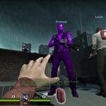 Фиолетовый Фрэнсис — новый мем в сообществе Left 4 Dead | полезное на oremontekvartir