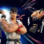 Рю и Чан-Ли из Street Fighter ворвались в Fortnite | полезное на oremontekvartir