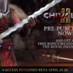 Chivalry II: старт консольных предзаказов и кросс-платформенная «бета» | полезное на oremontekvartir
