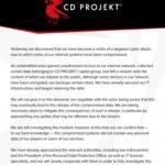 CD Projekt взломали — хакеры угрожают опубликовать исходный код Cyberpunk 2077, The Witcher 3 и прочие данные   полезное на oremontekvartir