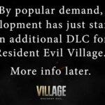DLC для Resident Evil Village, мультиплеер «Деревни» в июле и другие новости с E3-презентации Capcom   полезное на oremontekvartir
