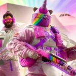 Дружба снова чудо! В Rainbow Six Siege вернулось розовое событие   полезное на oremontekvartir