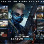 В Black Ops Cold War и Warzone начинается третий сезон — с новыми картами, оперативниками и событиями | полезное на oremontekvartir