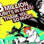 Persona 5 Strikers теперь четвёртая по продажам за всю историю серии Persona   полезное на oremontekvartir