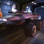 В переиздании Mass Effect можно вернуть неуклюжее старое управление «Мако»   полезное на oremontekvartir
