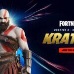 Кратос появится в Fortnite | полезное на oremontekvartir