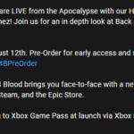 Похоже, Back 4 Blood со старта будет доступна в Xbox Game Pass | полезное на oremontekvartir