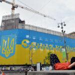 Украинский министр нарисовал граффити на стене тюрьмы, чтобы ее продать   анонсы на oremontekvartir