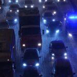 В Москве пробки достигли девяти баллов | анонсы на oremontekvartir