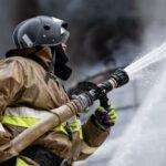 В Приморье локализовали пожар в автомагазине | анонсы на oremontekvartir