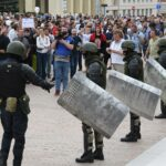 В Минске во вторник задержали более десяти участников акций протеста | анонсы на oremontekvartir