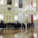 Путин заявил о поддержке конструктивных инициатив послов | анонсы на oremontekvartir