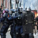 Число задержанных на акции протеста в Париже увеличилось до 142 | анонсы на oremontekvartir