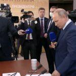 Эксперт объяснил жест Путина во время вопроса про Россию и Запад | анонсы на oremontekvartir
