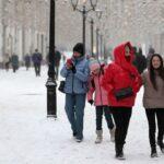 Синоптики рассказали о погоде в Москве в новогоднюю ночь | анонсы на oremontekvartir