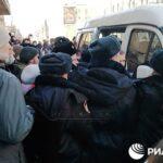 Во Владивостоке скорые не могли проехать к больным из-за незаконной акции | анонсы на oremontekvartir