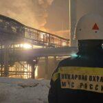 Названа предварительная причина пожара на пороховом заводе в Перми | анонсы на oremontekvartir