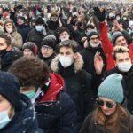 В Петербурге арестовали семерых участников незаконной акции | анонсы на oremontekvartir