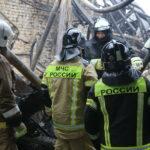 Погибших в Красноярске пожарных посмертно наградили орденами Мужества | анонсы на oremontekvartir