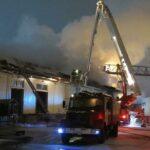 В МЧС назвали причину пожара на складе в Омске | анонсы на oremontekvartir