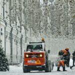 Прошедшая ночь в Москве стала самой холодной с начала февраля | анонсы на oremontekvartir