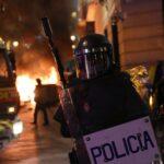 Во время беспорядков в Барселоне задержали не менее десяти человек | анонсы на oremontekvartir