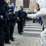 В Амстердаме полиция применила водометы против участников акции | анонсы на oremontekvartir