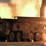 Эксперты назвали ракетные пуски КНДР сигналом для администрации Байдена | анонсы на oremontekvartir