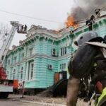 Мурашко поблагодарил медиков, закончивших операцию во время пожара | анонсы на oremontekvartir