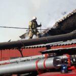 В Пермском крае пять человек погибли при пожаре в деревянном доме | анонсы на oremontekvartir