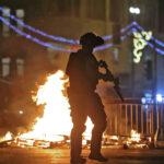 В Иерусалиме 17 палестинцев пострадали в столкновениях с полицией   анонсы на oremontekvartir