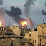 Из сектора Газа выпустили очередной залп ракет по Израилю | анонсы на oremontekvartir