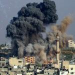 Десятки ракет запустили из сектора Газа в сторону израильских городов | анонсы на oremontekvartir