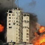 ВВС Израиля атаковали здание штаба внутренней безопасности ХАМАС | анонсы на oremontekvartir