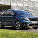 Представлен новый минивэн Kia Carnival 2021: теперь это машина класса GUV | полезное на oremontekvartir