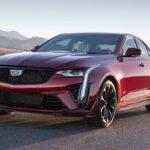 Cadillac CT4-V и CT5-V получили экстремальную версию Blackwing | полезное на oremontekvartir