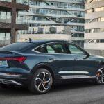 Audi e-tron Sportback: купеобразная версия электрического кроссовера   полезное на oremontekvartir