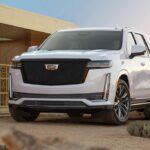Cadillac Escalade 2021: новый внедорожник пятого поколения | полезное на oremontekvartir