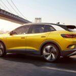 Volkswagen ID.4: первый электрический кроссовер немецкой марки | полезное на oremontekvartir