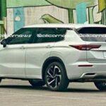 Оцените дизайн нового Mitsubishi Outlander 4: кроссовер засветился без камуфляжа | полезное на oremontekvartir