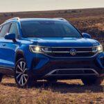 Еще один кроссовер от Volkswagen: компактный паркетник Taos   полезное на oremontekvartir